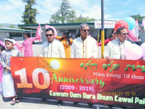 Lễ hội Ramawan & 10 Anniversary by BTN Bhum Kawei Palei Ram.
